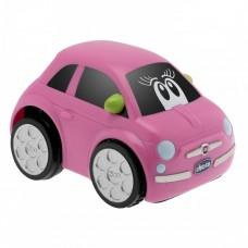 Машинка Chicco - Фиат 500 (07331.10) розовый