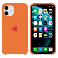 Чехол Silicone Case Original iPhone 12 Mini №13 (Orange) (N13)