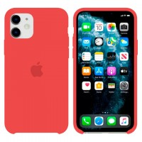 Чехол Silicone Case Original iPhone 12 Mini №14 (Red) (N14)