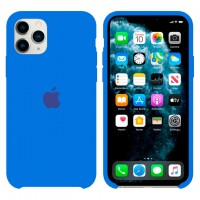 Чехол Silicone Case Original iPhone 11 Pro №63 (Waves) (N66)