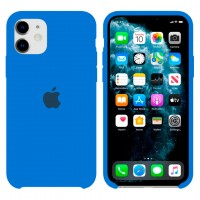 Чехол Silicone Case Original iPhone 12 Mini №63 (Waves) (N66)