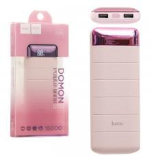 Power Bank Hoco B29A 15000 mAh Original розовый