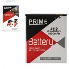 АКБ PRIME Samsung EB-BJ110ABE 1900 mAh J1 Ace J110 AAAA/Original Prime