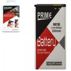 АКБ PRIME Samsung EB-BN915BBC 3000 mAh N9150, Note Edge 100% Емкость AAAA/Original Prime