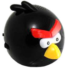 MP3 Angry Birds Черный
