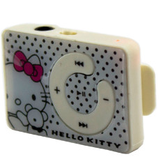 MP3 Плеер Hello Kitty Белый