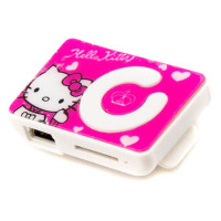 MP3 Плеер Hello Kitty Розовый