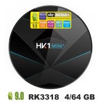 Android TV приставка SKY (HK1 mini plus) 4/64 GB