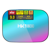 Android Smart TV приставка SKY (HK1 BOX) 4/32 GB