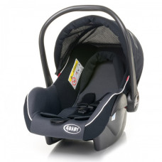 Автокресло (0+) 4baby (Colby) Dark Grey