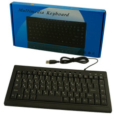 Клавиатура Mini 838 черная