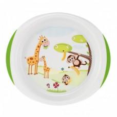 Набор тарелок Chicco (06827.00) 2 шт., 12 мес.+