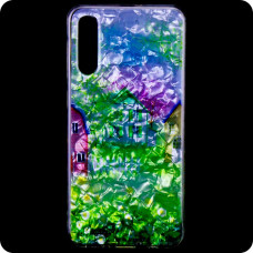 Cиликон Garden Samsung A70 2019 A705 домики
