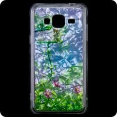 Cиликон Garden Samsung J3 2015 J300 домик