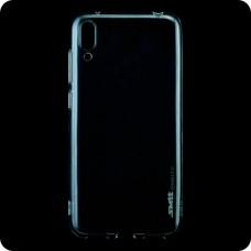 Накладка силиконовая SMTT Huawei Y7 Pro 2019, Y7 Prime 2019 прозрачный