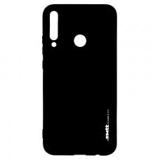 Накладка силиконовая SMTT Huawei Y7p, P40 Lite E черный