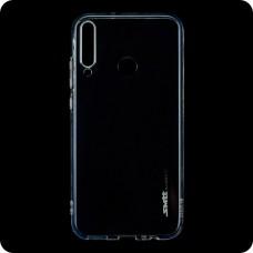 Накладка силиконовая SMTT Huawei Y7p, P40 Lite E прозрачный