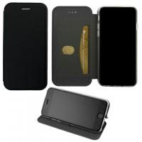 Чехол-книжка Elite Case Nokia 5.1 Plus черный