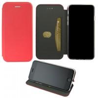 Чехол-книжка Elite Case Nokia 5.1 Plus красный