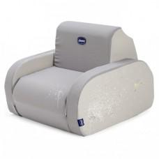 Мягкий стульчик-трансформер Chicco - Twist (79098.28) Light Grey