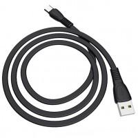 """USB кабель Hoco X40 ″Noah"""" Type-C 1m черный"""
