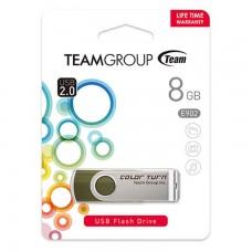 USB Флешка 8GB Team E902 коричневая