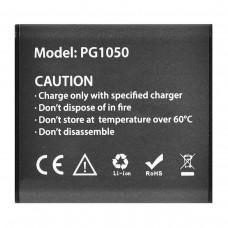 Батарея SJCAM / EKEN / Kruger&Matz (PG1050) 1050 mAh