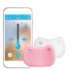 Термометр Bluetooth для детей Loskii (BC-DQ03) White