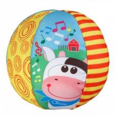 Мягкая игрушка Chicco - Мячик музыкальный (05836.00)