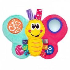 Мягкая игрушка Chicco - Бабочка Дейзи (07893.00)