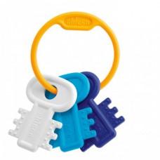 Грызун Chicco - Забавные ключи (63216.20) голубой