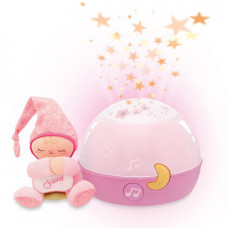 Проектор Chicco - Звезды (02427.10) розовый