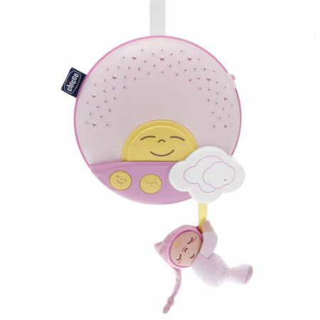 Музыкальная панель Chicco - Sunset (06992.10) розовый