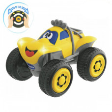 Машинка Chicco - Джип Билли (61759.00) с интерактивным рулем, желтый