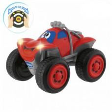 Машинка Chicco - Джип Билли (61759.20) с интерактивным рулем, красный