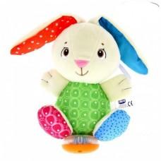 Мягкая игрушка Chicco - Кролик Флаффи (07930.00)