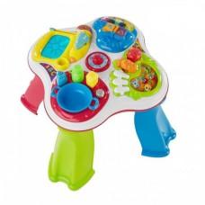 Игрушка двуязычная Chicco - Игровой столик Hobby (07653.13)