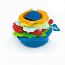 Игрушка для воды Chicco - Морские формочки (07513.00)