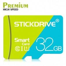 Карта памяти microSD Premium STICKDRIVE (GB U1032) 32 GB, class U1