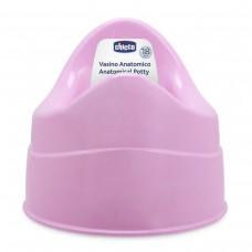 Горшок Chicco (05932.00P) пластмассовый (18м+) розовый