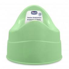 Горшок Chicco (05932.00G) пластмассовый (18м+) салатовый