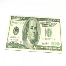 Коврик для мышки 100 Dollars 200x280