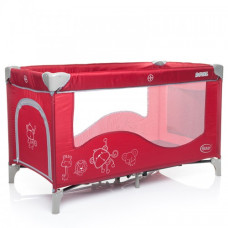 Манеж туристический 4baby (Royal) Red