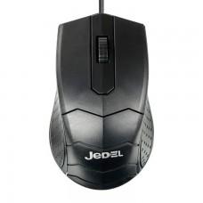 Мышь проводная Jedel JD05 черная
