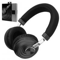 Bluetooth наушники с микрофоном VJ083 черные