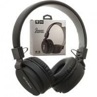 Bluetooth наушники с микрофоном inkax HP-05 черные