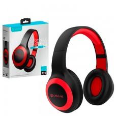 Bluetooth гарнитура Celebrat A23 красные