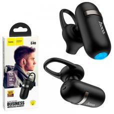 Bluetooth гарнитура Hoco E40 Surf Sound черная