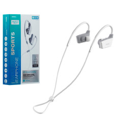 Bluetooth наушники с микрофоном Remax RB-S19 белые
