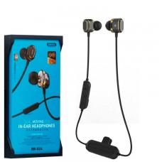 Bluetooth наушники с микрофоном Remax RB-S26 черные